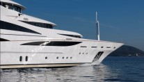 Superyacht Diamonds are Forever launched by Benetti Yachts