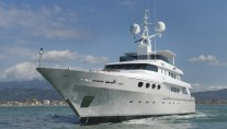 Superyacht EILEEN refitted by Lusben and FM-Architettura di Interni