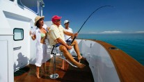 Superyacht Emerald Lady - Fishing experience aboard
