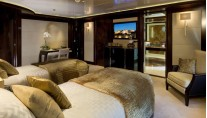 Superyacht Eminence-Twin Guest Suite