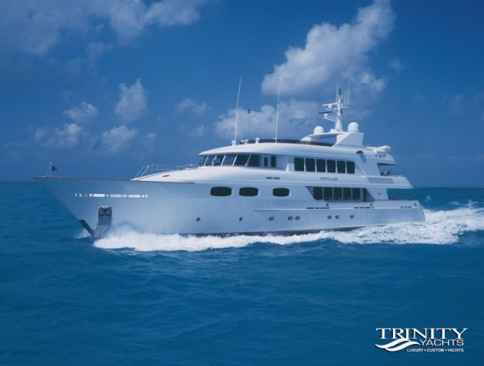 Motor Yacht BACCHUS (ex CHEVY TOY, ESPRESSO III, ex Burna, ex Positive Carry)