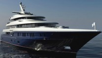 Superyacht Excellence V launched in 2011 by Abeking und Rasmussen