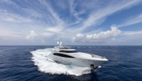 Superyacht FINISH LINE (Hull T-058)