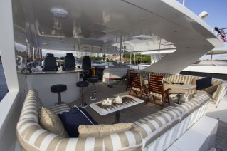 Superyacht Freedom R by Hargrave