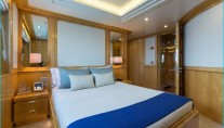 Superyacht GALAXY -  Double Cabin