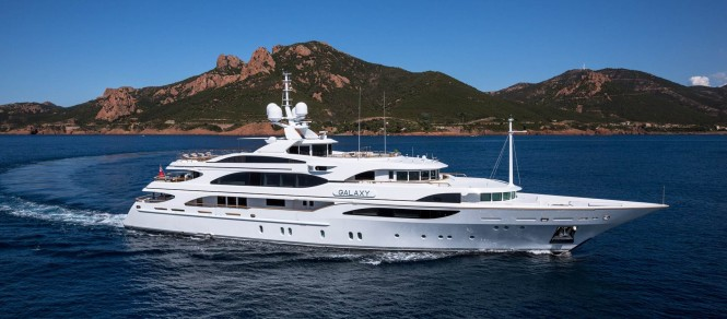 Superyacht GALAXY -  Main