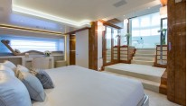 Superyacht GALAXY -  Owners Suite
