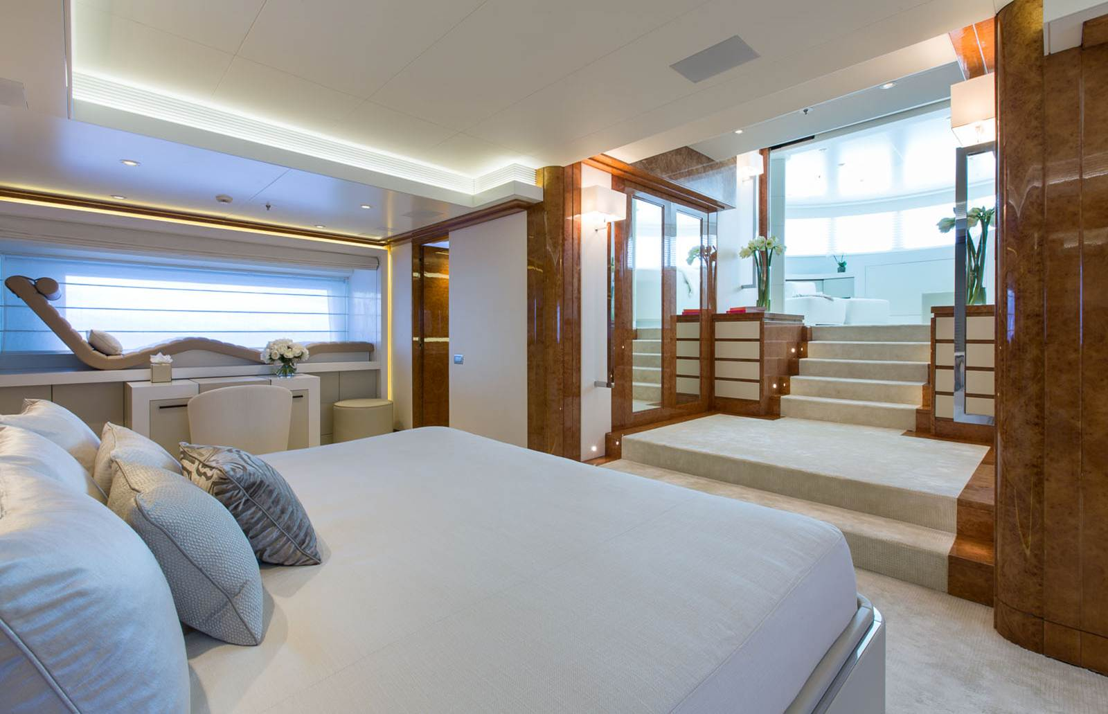 Galaxy Yacht Charter Details Benetti Charterworld