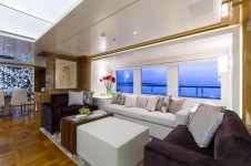 Superyacht GALAXY -  Salon Seating