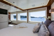 Superyacht GALAXY -  VIP Cabin
