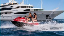 Superyacht GALAXY -  Water Toys