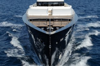 Superyacht Galileo G by Perini Navi Group from the Picchiotti Vitruvius series