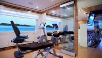 Superyacht Horizon Polaris - Gym