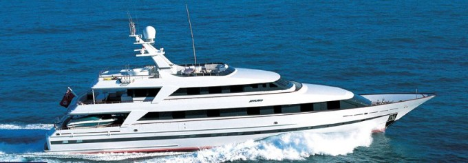 Motor Yacht JAAN (ex Applause, Anna J)