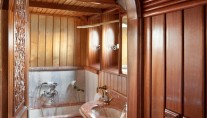 Superyacht LA SULTANA - Bathroom