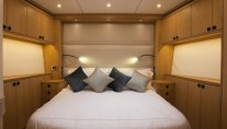 Superyacht Leopard 3 - Double Cabin Credit- Ocean Images