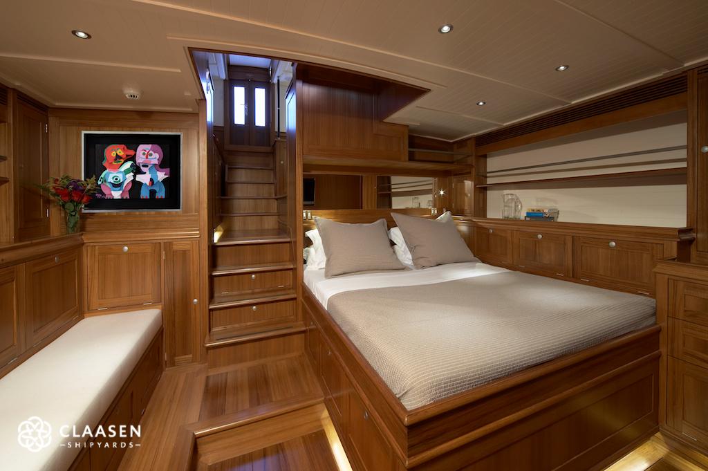 Superyacht Lionheart By Claasen
