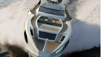 Superyacht Longitude 47 - front view