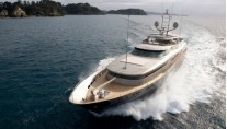 Superyacht Loretta Anne - Photo credit Alloy Yachts