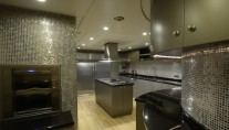 Superyacht My Steel Galley