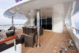Superyacht Mystic - Schnaase Interior Design