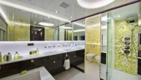 Superyacht Mystic - Schnaase Interior Design - Bathroom