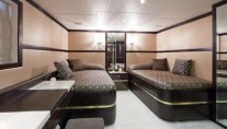 Superyacht Mystic - Schnaase Interior Design - Twin suite
