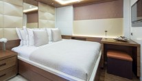 Superyacht NASSIMA -  Convertible Guest Cabin