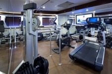 Superyacht NASSIMA -  Fully Equipped Gym