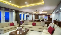 Superyacht NASSIMA -  Main Salon