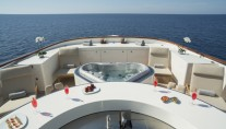 Superyacht NASSIMA -  Sundeck Bar