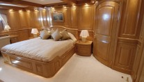 Superyacht NERO - Double Cabin