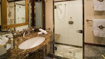 Superyacht NOBLE HOUSE -  Bathroom