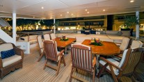 Superyacht NOBLE HOUSE -  Main Aft Deck 2