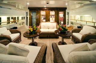 Superyacht NOBLE HOUSE -  Main Aft Deck
