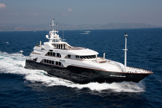 Luxury Yacht 'Noble House'