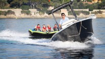 Superyacht NOBLE HOUSE -  Tender and Toys