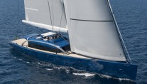 Superyacht Nativa - a sistership to the 48m Arzana Yacht Hull no. 2