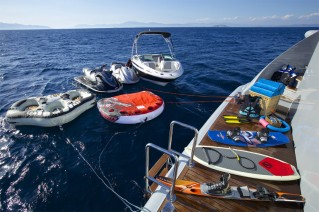 Superyacht OCEANOS -  Watersport Toys