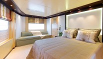 Superyacht OMEGA - Executive suite