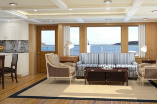 Superyacht ONIKA - Interior