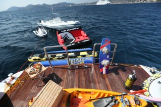 Superyacht OUT -  Swim Platform and Watersport toys