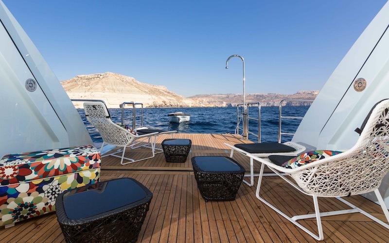 Motor Yacht OCEAN PARADISE (hull FB 263) - a Benetti ...