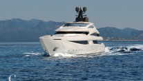 Superyacht Oceanic 70 - front view