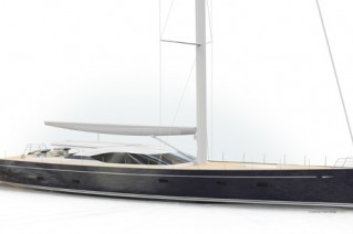 Superyacht Oyster 115 custom project by Oyster Yachts and Humphreys Yacht Design