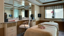 Superyacht PEGASUS V (ex PRINCESS MARIANA) -  Beauty Salon and Spa