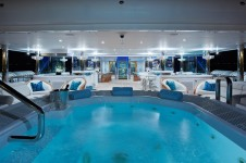 Superyacht PEGASUS V (ex PRINCESS MARIANA) -  Swimming Pool