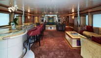 Superyacht PEGASUS V (ex PRINCESS MARIANA) -  Upper Salon
