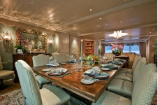 Superyacht POLARSTAR - Formal Dining