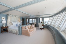 Superyacht POLARSTAR - Master Suite